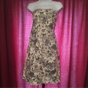 Women's Old Navy strapless dress